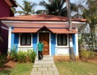 Freestanding villa suites at Devaaya Resort, Goa