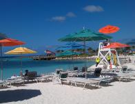 Disney Fantasy at Castaway Caye