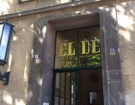 The entrance to the EL-DE Haus