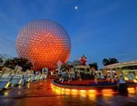 Take a stroll through Epcot with your family for dazzling inspiration