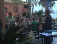 Family Dining at Sheraton Grand Los Cabos