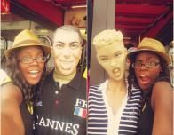 Made a Few Lifeless Friends Too in Cannes, France!