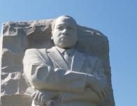 The MLK Statue We Visited in Washington D.C.