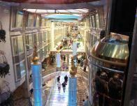 Indoor Park & Atrium - Freedom of the Seas