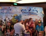 Shrek is a Friend on Land or at Sea