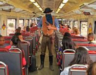 Train Robbery!