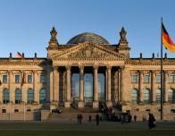 Reichstag in Berlin, Germany. photo courtesy Jürgen Matern, Wikipedia