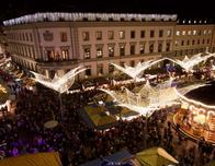 """The Twinkling Star Christmas Market in Wiesbaden was voted """"Most Atmospheric."""""""