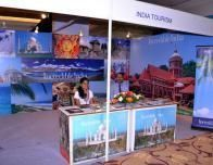GITM India Tourism Booth in 2013