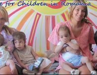 Global Volunteers Aid Children in Romania