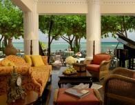 Hotel Lobby at Half Moon, Jamaica