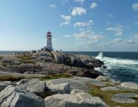 Disembark from your ship to see Peggy's Cove, closest port to the sinking Titanic.