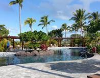 Kingland Condos at Hilton Waikoloa Village Resort.