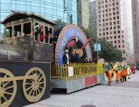 Houston on Parade Float