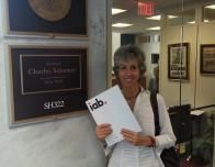 Kyle McCarthy at Senator Schumer's Office with IAB LTA