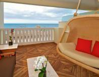 Private Balcony at Iberostar Grand Hotel Rose Hall, Jamaica