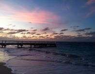 Sunset in Turks & Caicos