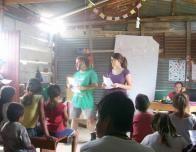 Heather teaching in Guatamala_0
