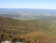 View from Stony Man Mountain, Virginia
