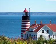 Maine - West Quoddy Head Light