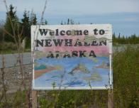 Newhalen Welcome Sign_0