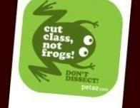 PETA Sticker