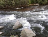 River by the condo
