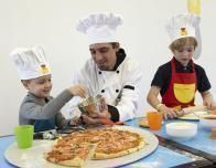 Kids cooking classes are part of the fun at Club Med Sandpiper Bay.
