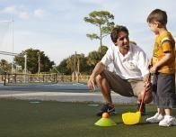 Sandpiper Bay is known for its youth golf, starting at age 3.