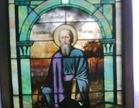 St. Peter in Stained Glass