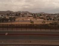 Train view