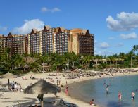 aulani-beach-pool