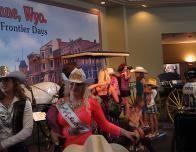 Cheyenne Frontier Days Cowgirls