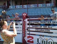 Cheyenne Frontier Days Portraits