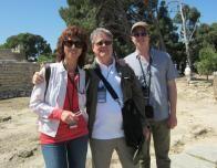 greece-crete-knossos-family