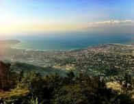Haiti from the Air