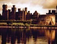 Ireland's historic Ashforth Castle.