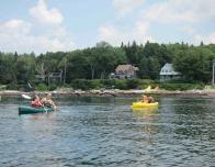 Kids Learn to Kayak