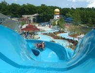 Lake Compounce Waterslide