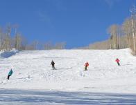 Sunny slopes at Park City Mountain Resort.