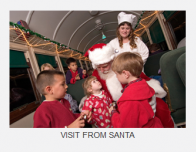 A Ride on the Polar Express