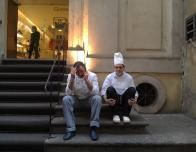 Roman Chefs Take A Break