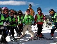 Skiing Lessons are always good value at the locals' Arapahoe Basin in Colorado.