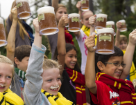 Butterbeer is the most popular souvenir at Wizarding World of Harry Potter.