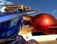Mission Space is only one part of the future-forward Epcot park.
