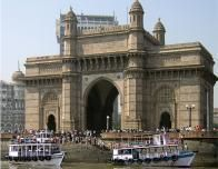 """Gateway of India"" by Rhaessner - Own work. Licensed under CC BY-SA 3.0 via Commons - https://commons.wikimedia.org/wiki/File:Gateway_of_India.jpg#/media/File:Gateway_of_India.jpg"