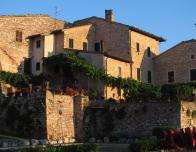 Village of Spello, Umbria, Italy