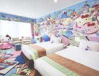 Keio Plaza Hotel Kitty Town Rooms