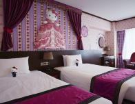 Keio Plaza Tokyo Princess Kitty Room and Bellman Doll
