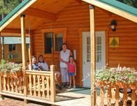 Cabin, Yogi Bear's Jellystone Park Camp-Resorts